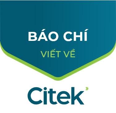 Báo chí viết về Citek
